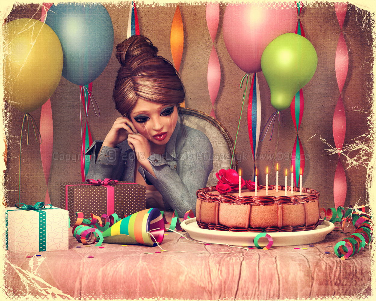 Yet another birthday comes and goes, nothing changes, nothing grows.