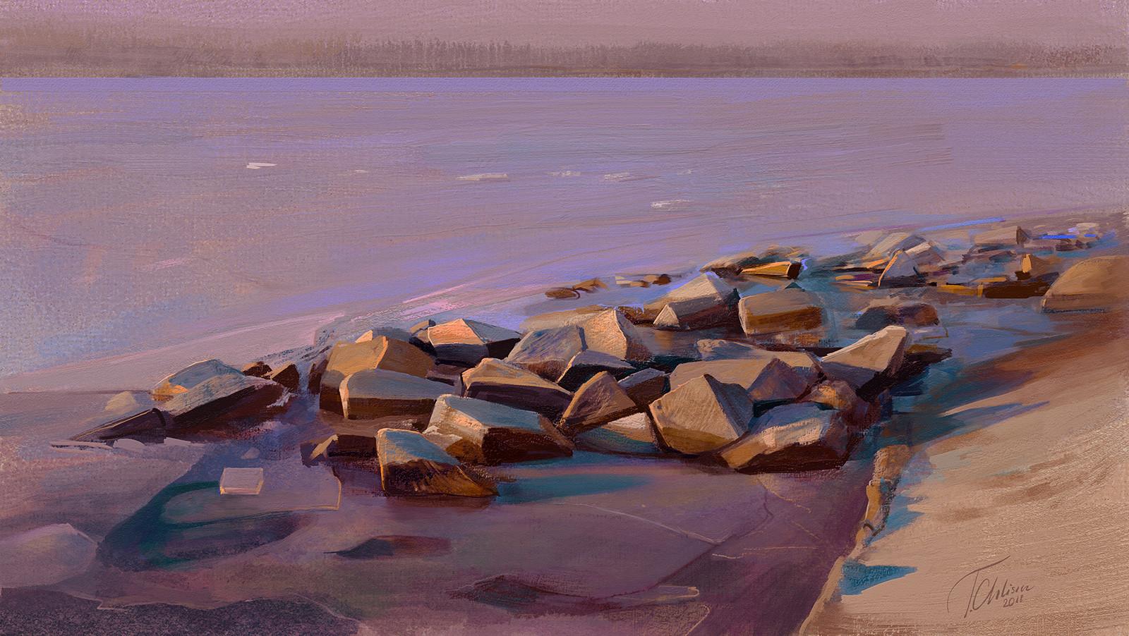 Tymoteusz chliszcz landscape87 by chliszcz