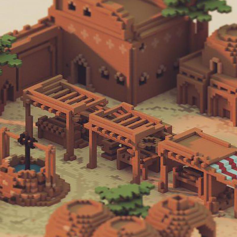 Ancient Bazaar