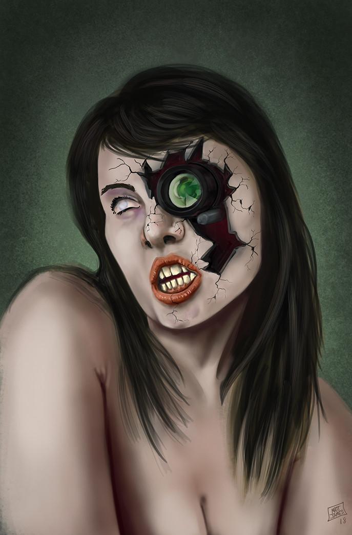 Modern Day Zombie
