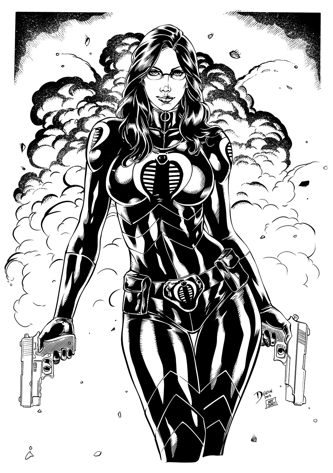 Matt james baroness by deilson lr