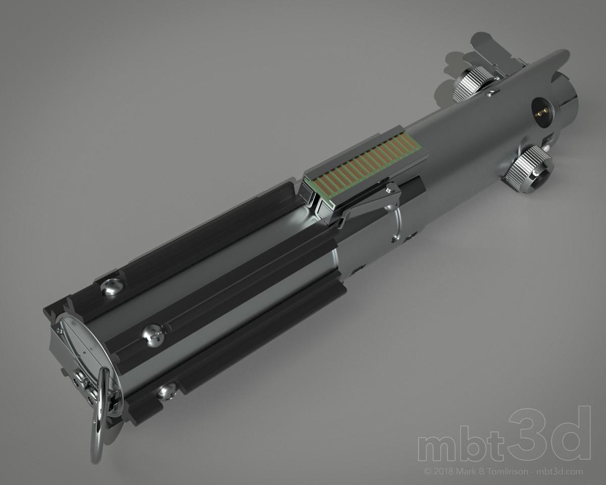 Graflex Lightsaber PCB connector