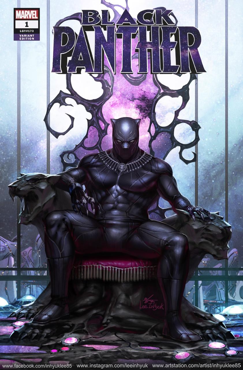 Inhyuk lee black panther1
