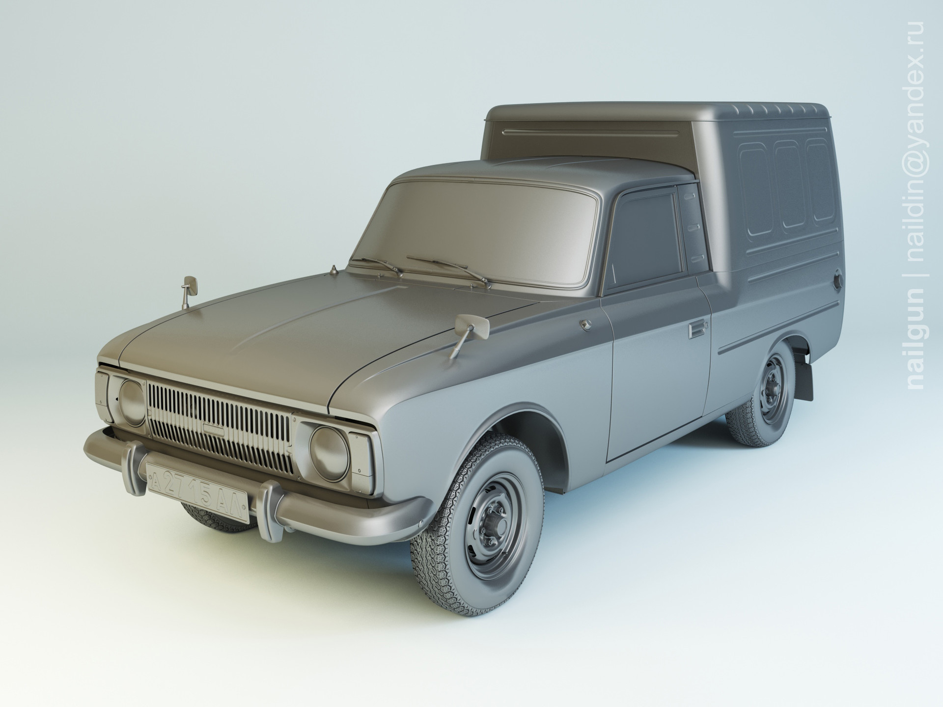Nail khusnutdinov als 187 001 igh 2715 modelling 0