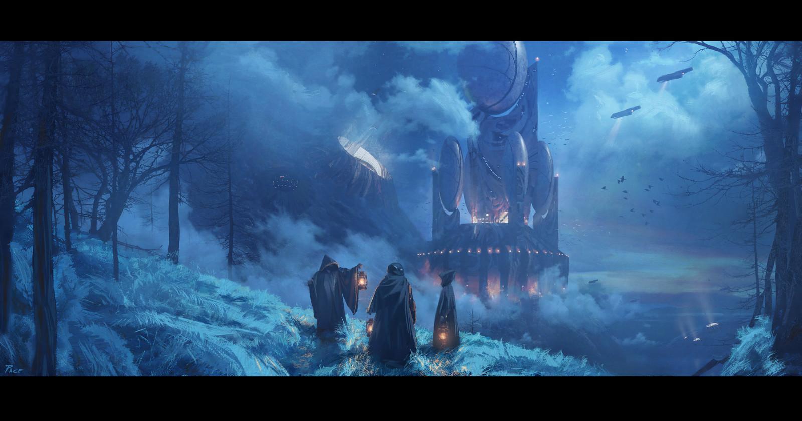 Dragon's Egg Tower