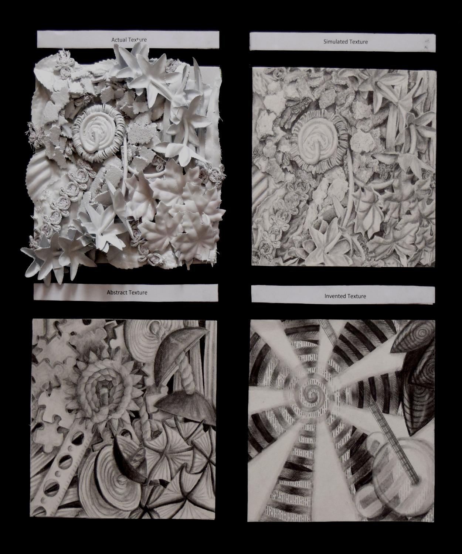 ArtStation - Texture in Four , Angelica Gonzalez
