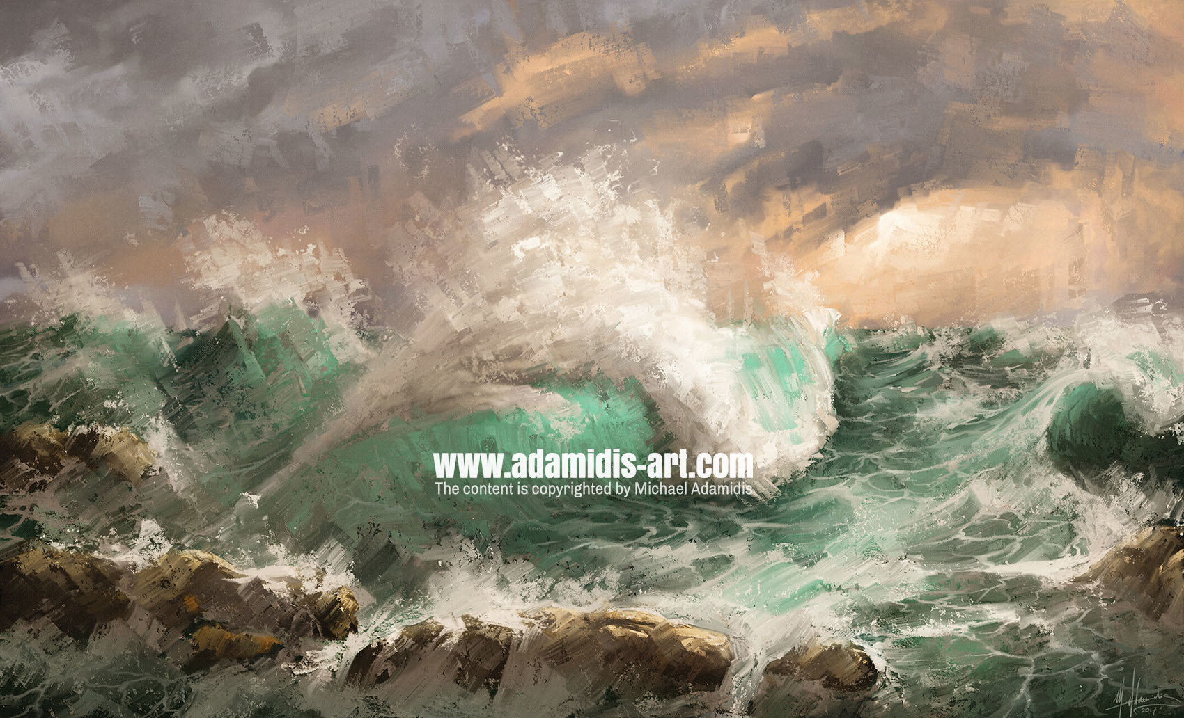ArtStation - Most Realistic Photoshop Brushes (Oil & Acrylic Brush