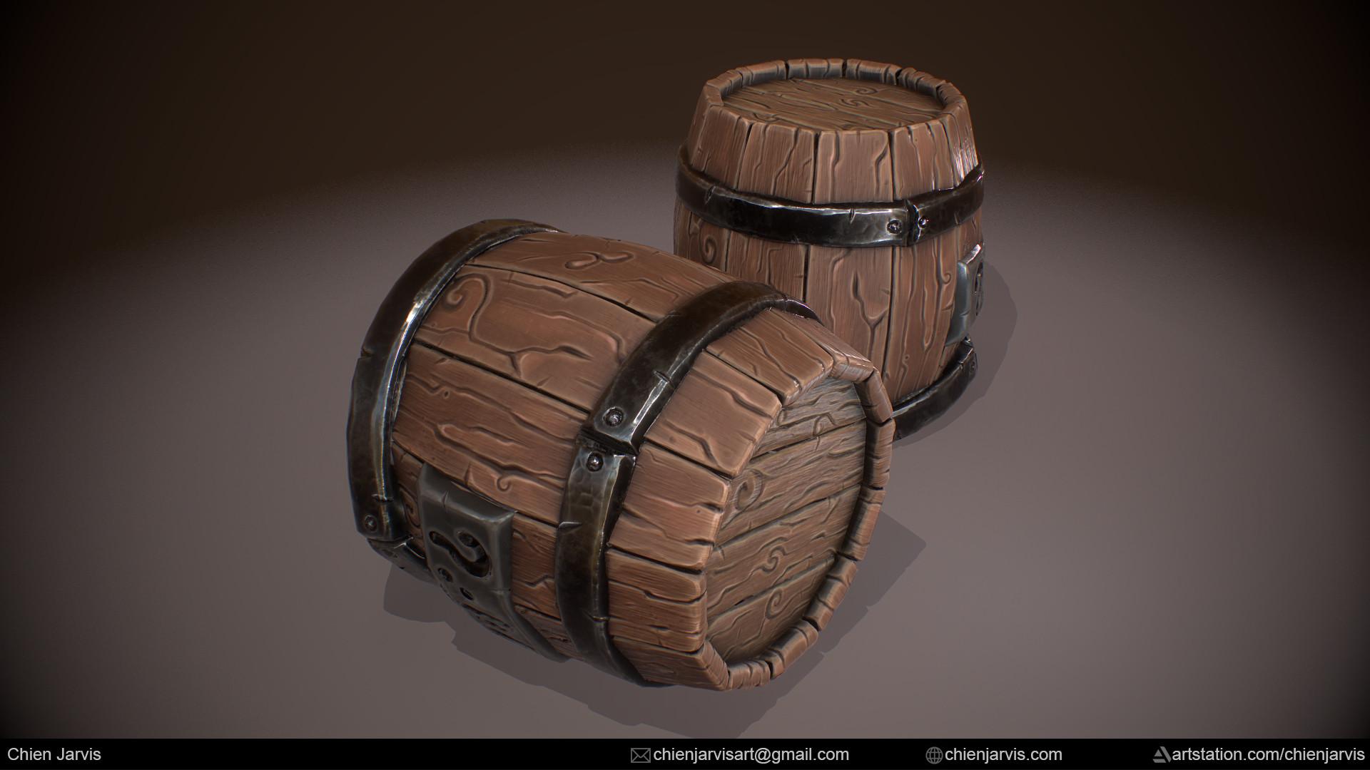 Chien jarvis barrel chien jarvis 01