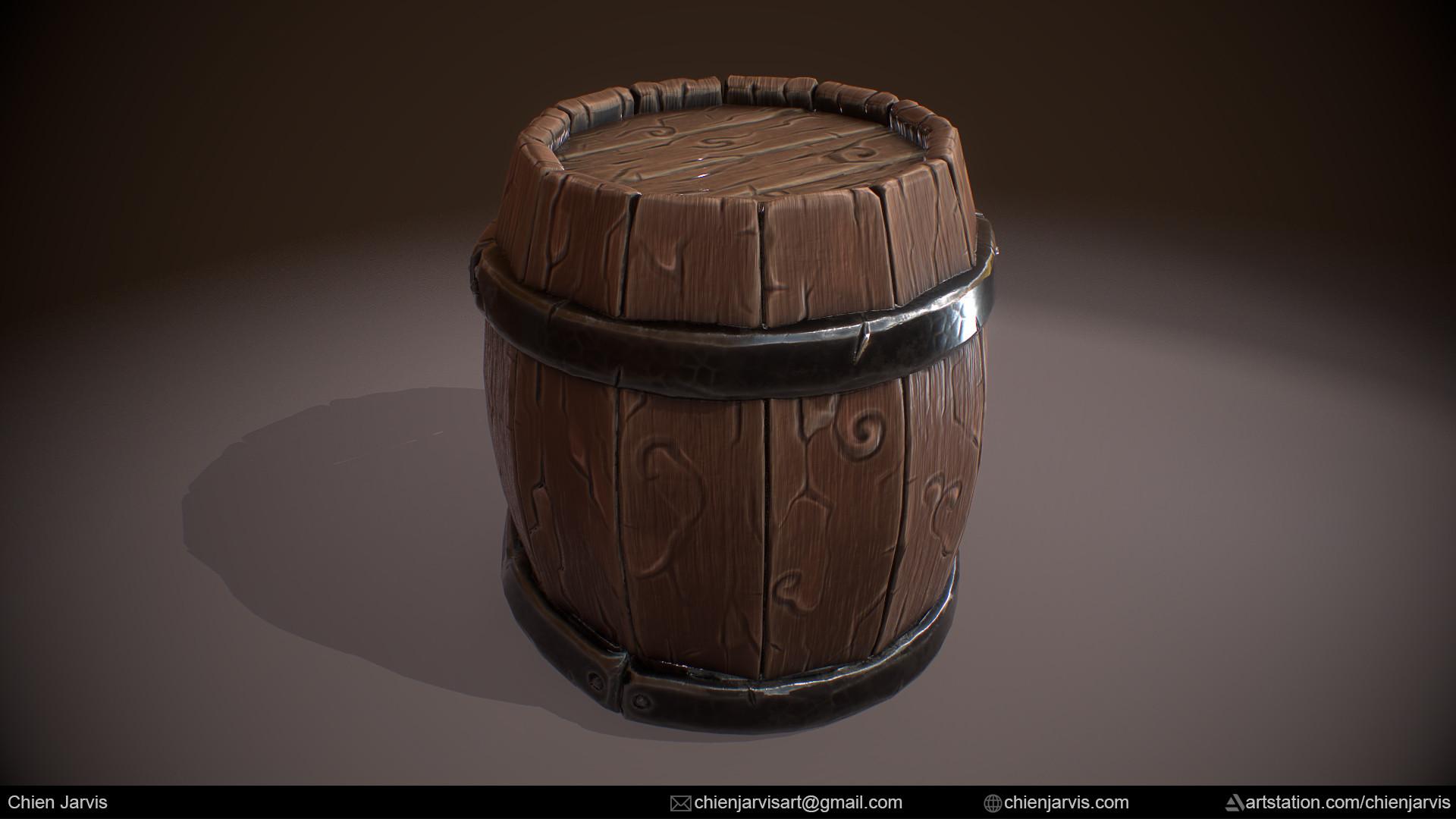 Chien jarvis barrel chien jarvis 03