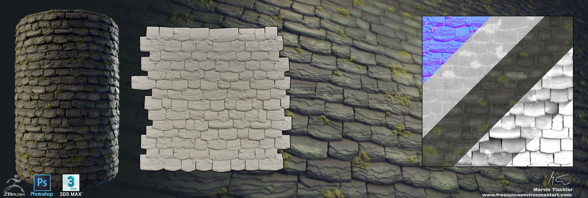 Marvin tischler handpainted textures 002 d