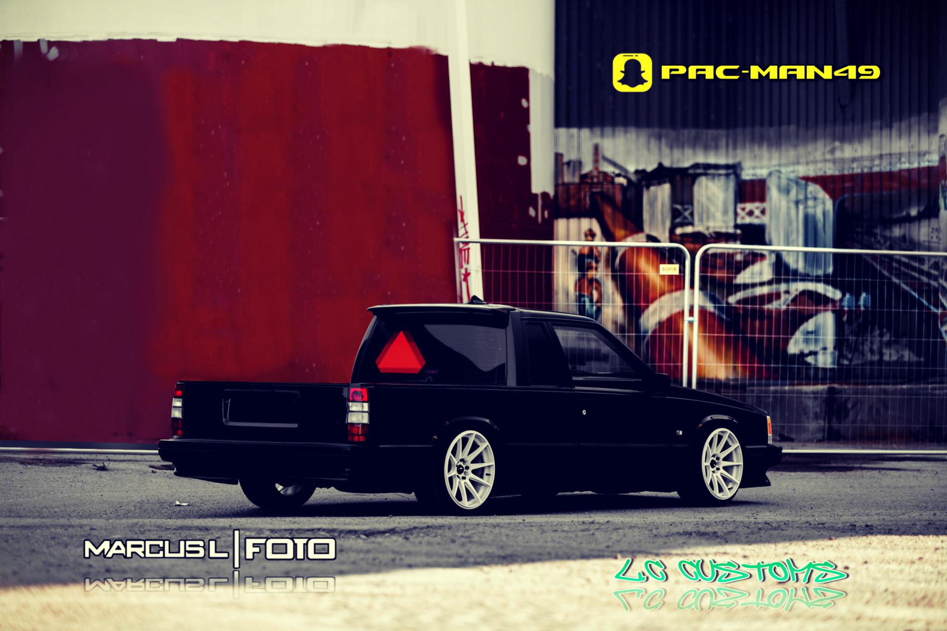 Volvo 945 // A-TRAKTOR // 4K //