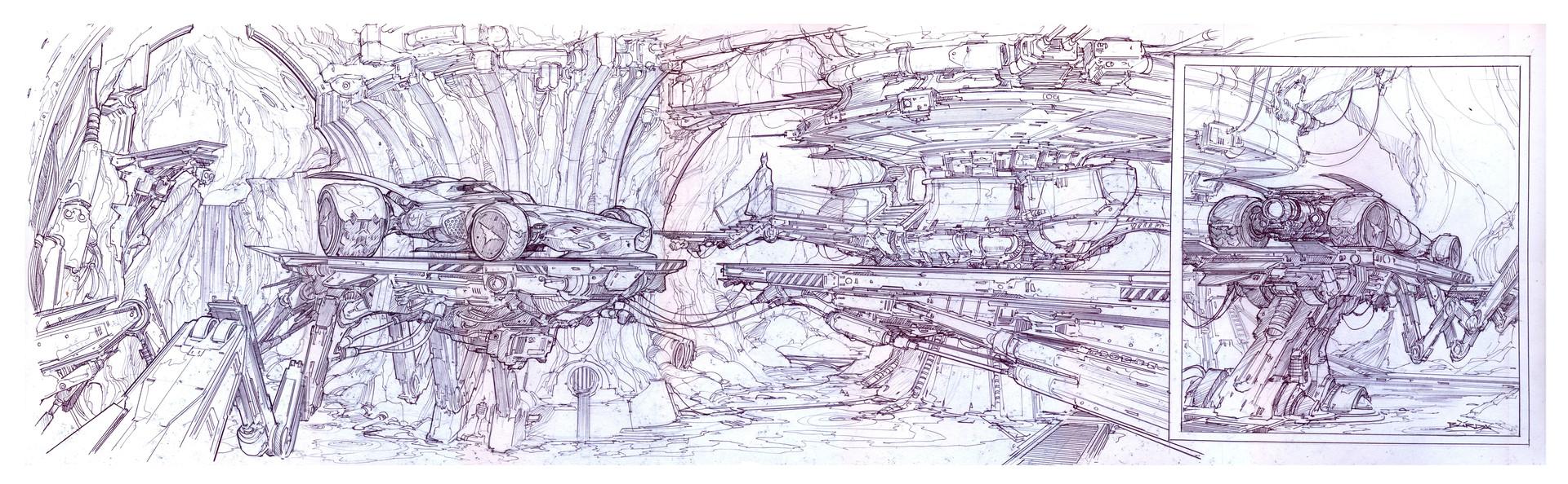 Alejandro burdisio baticueva boceto