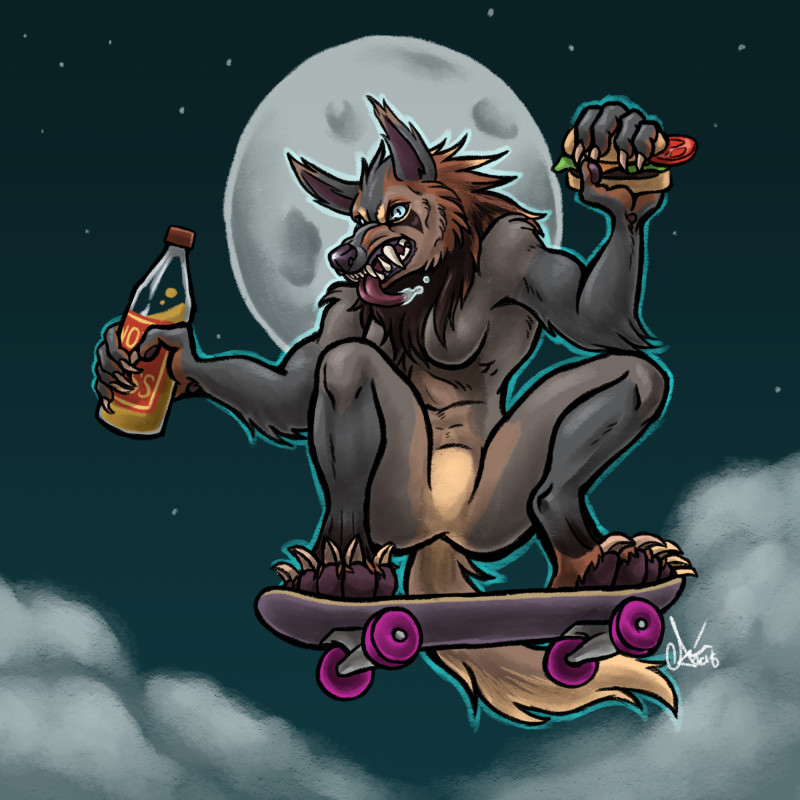 Asia wiseley skatewolf