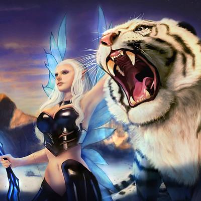Anna r warriors by qnqura dc4r2i9