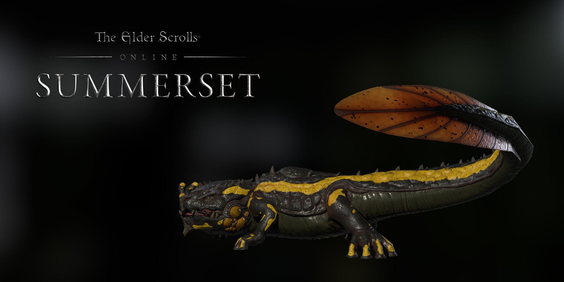 Ricardo graham giant salamander realtime posed02