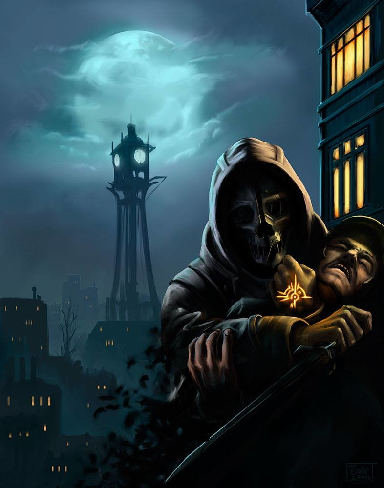 Dishonored Fan Art
