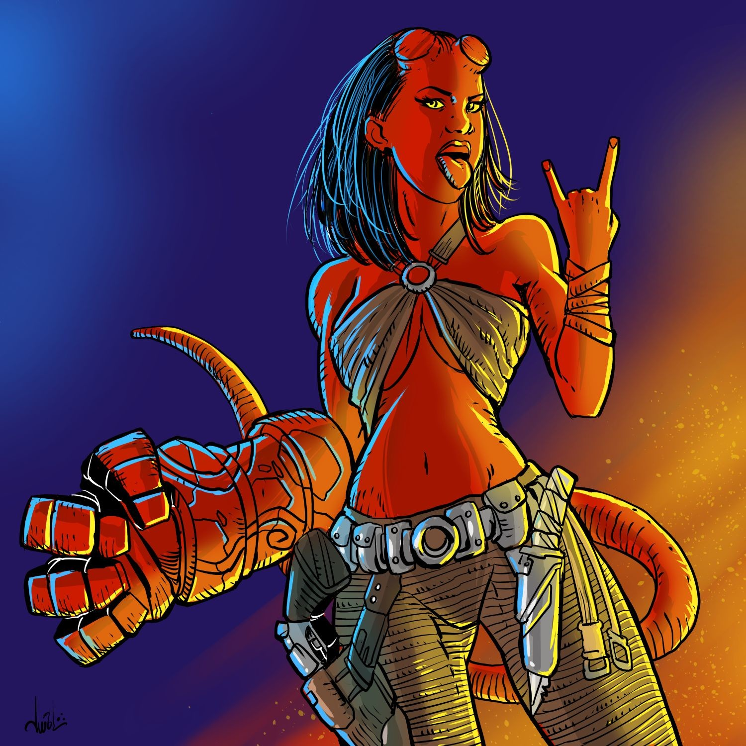 Antunesketch joao antunes jr hellgirlcolor