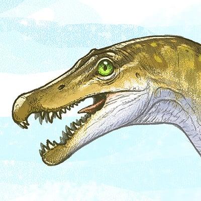 Fred wierum spinosaurus baby2 copy