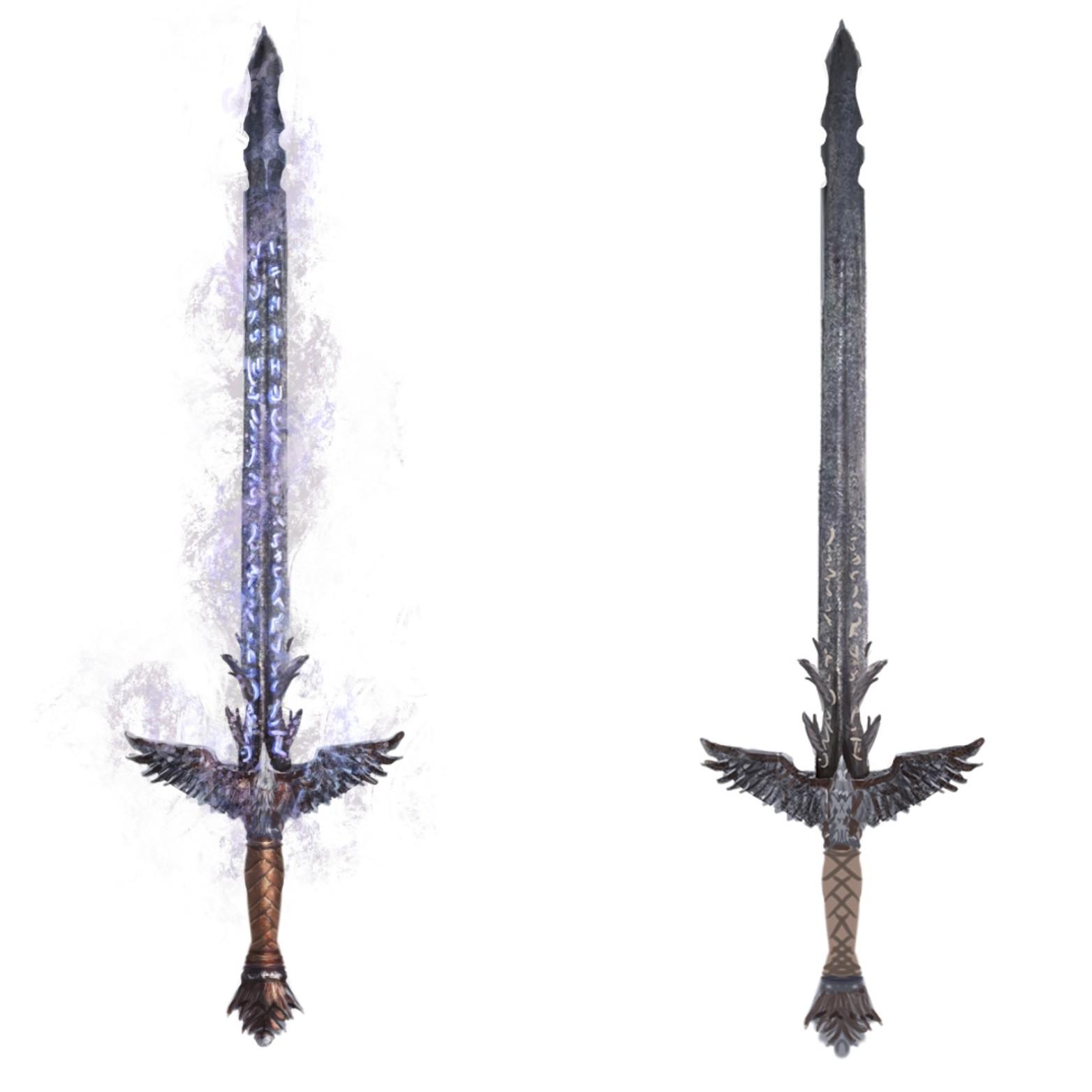 "L'épée atlantéenne (""The Atlantean sword"")"
