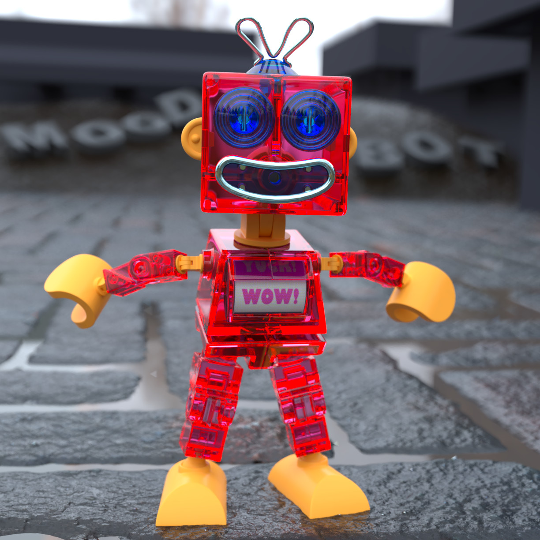 Anthony rosbottom mood bot excited 40
