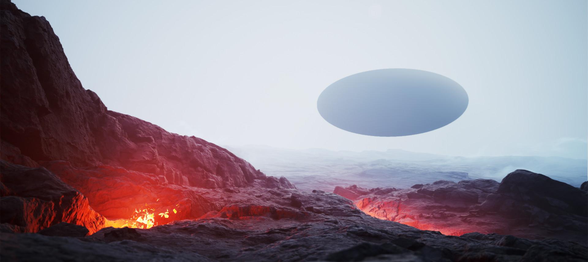 Alexander dracott volcanorender 01