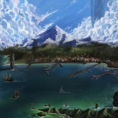 Caio santos harbour 3