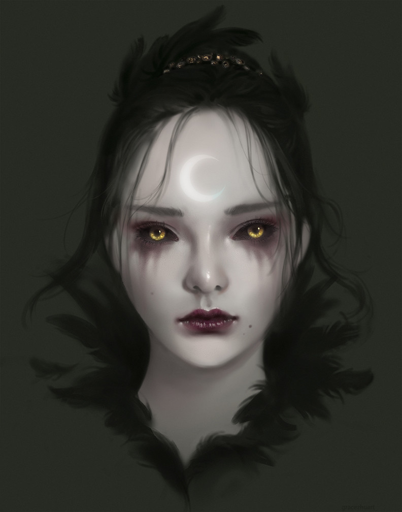 Crow Goddess
