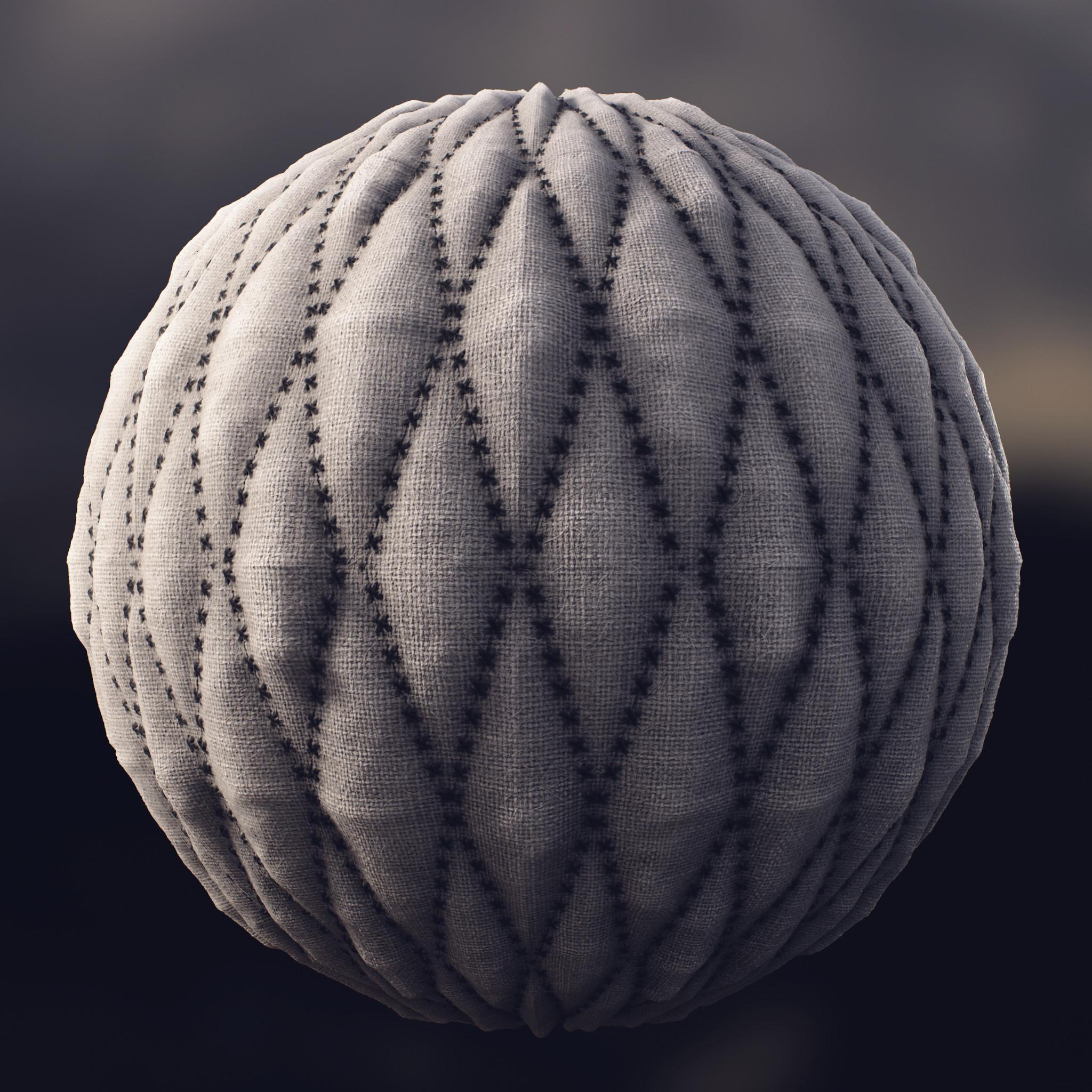Diamond Pattern, Cross Stitch