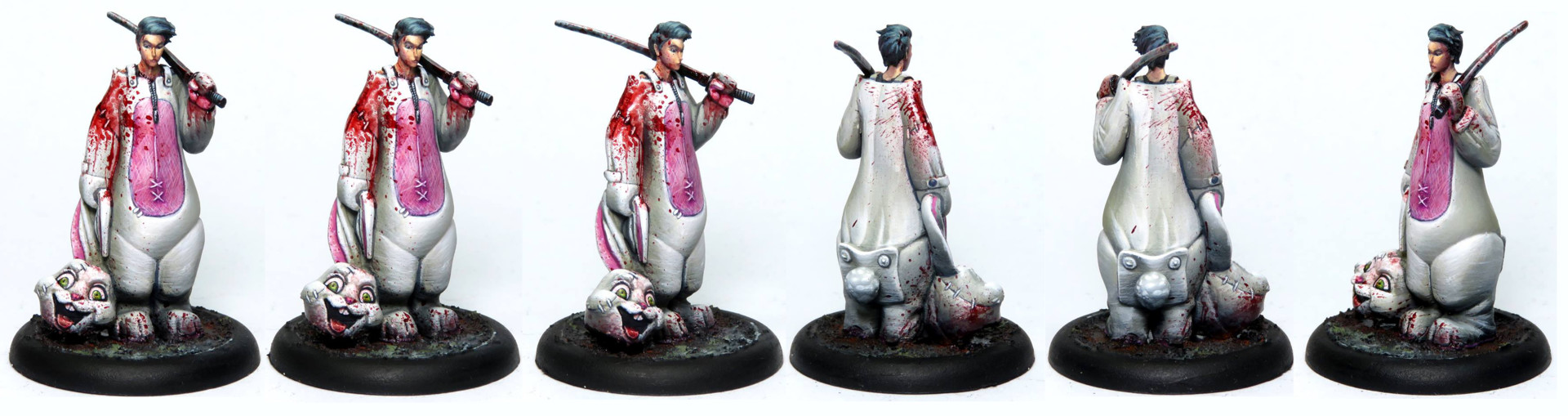 Andrew cothill blood painted 360