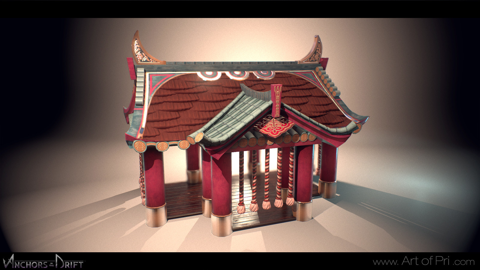 Japanese Gazebo