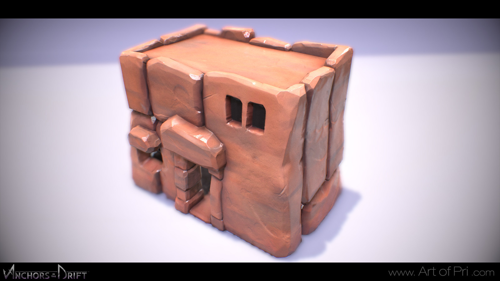Egyptian Shack