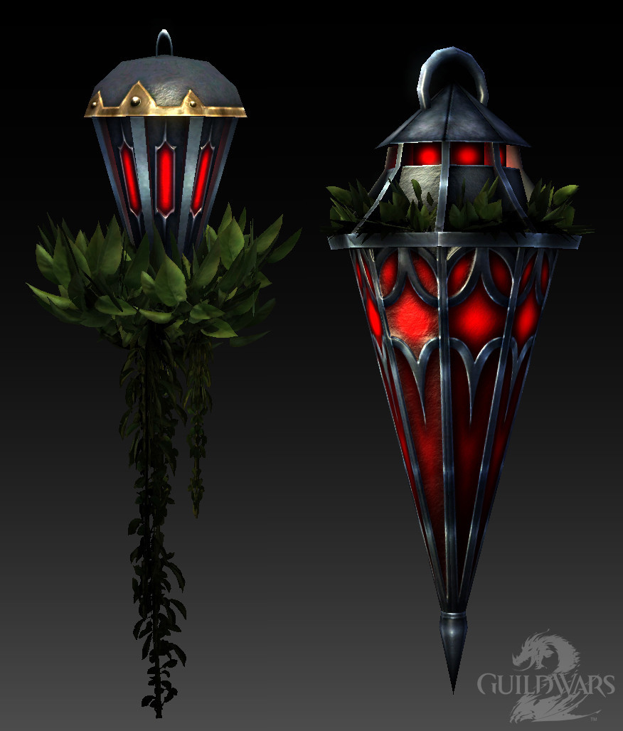 Charr Lanterns
