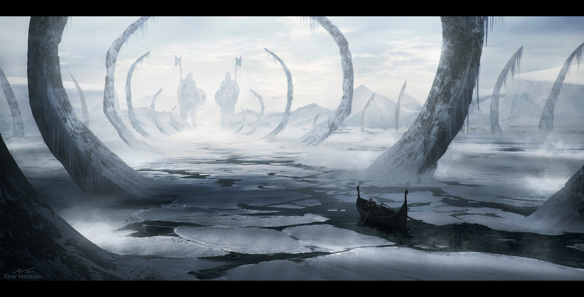 Einar martinsen viking jotunheim gate v01