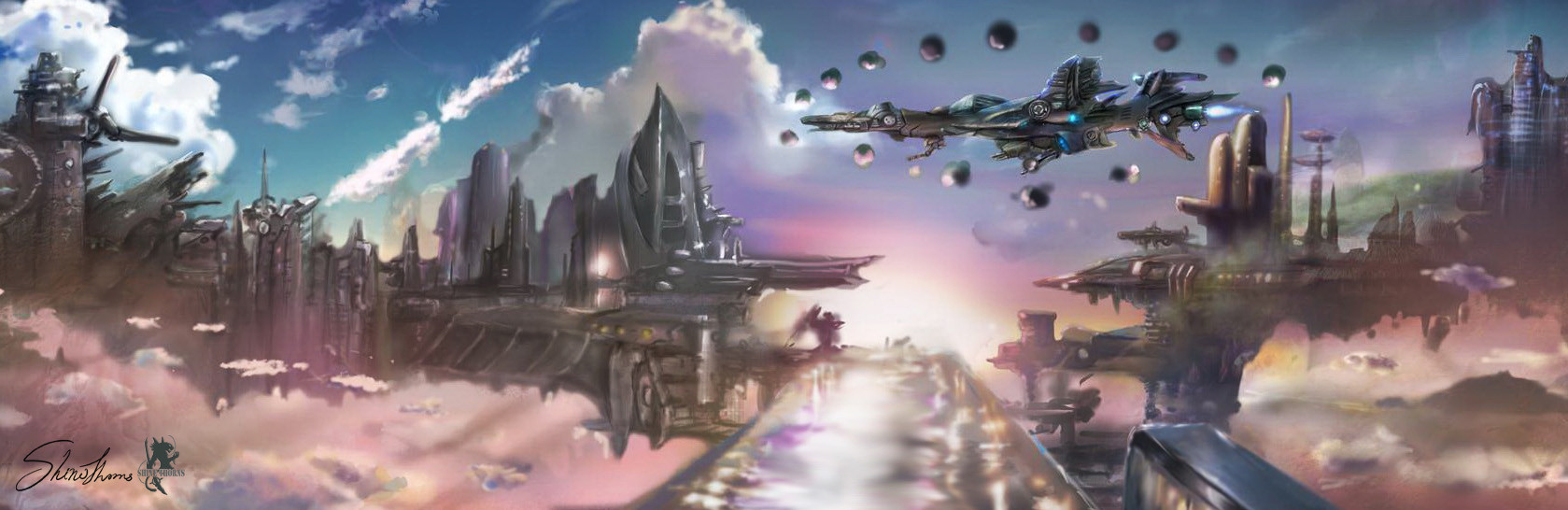 Mothership and Future Architecture  母艦與未來建築