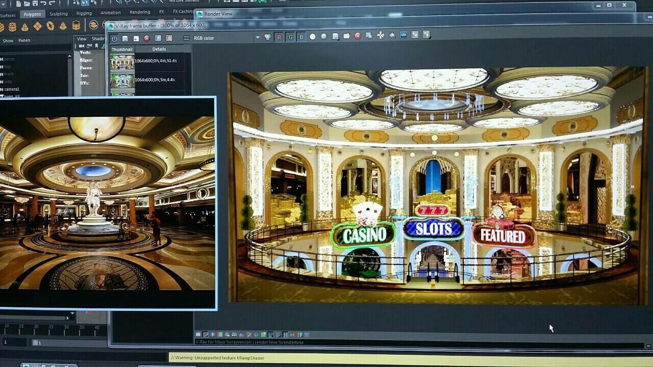 Casino hall 2