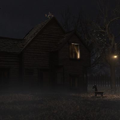 David sanchez house render