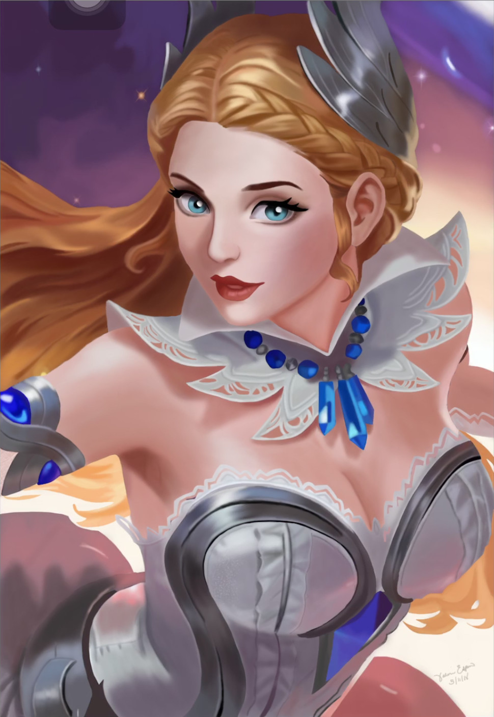 Odette Swan Princess (mobile Legends)