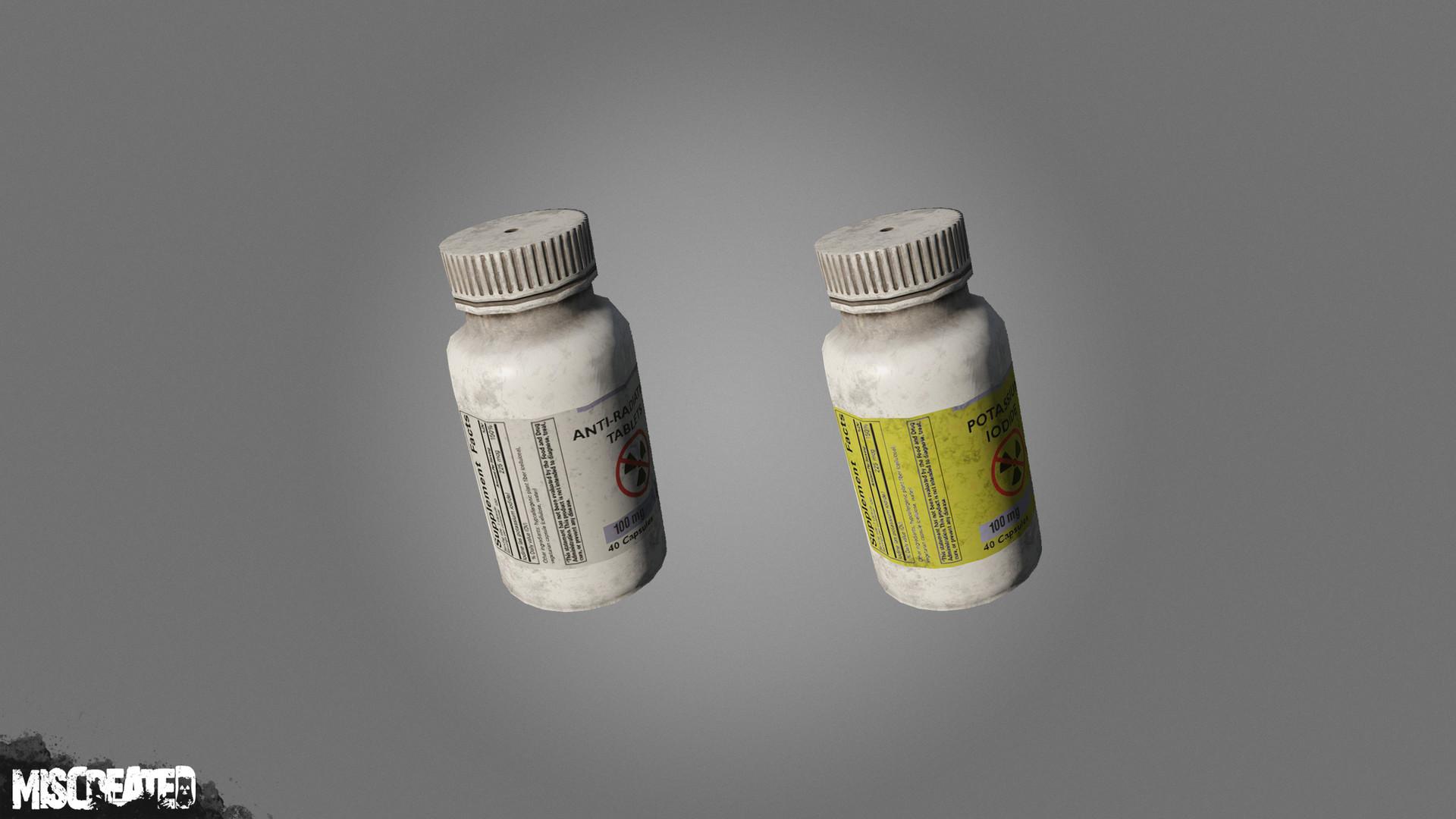 Carl kent pills 2