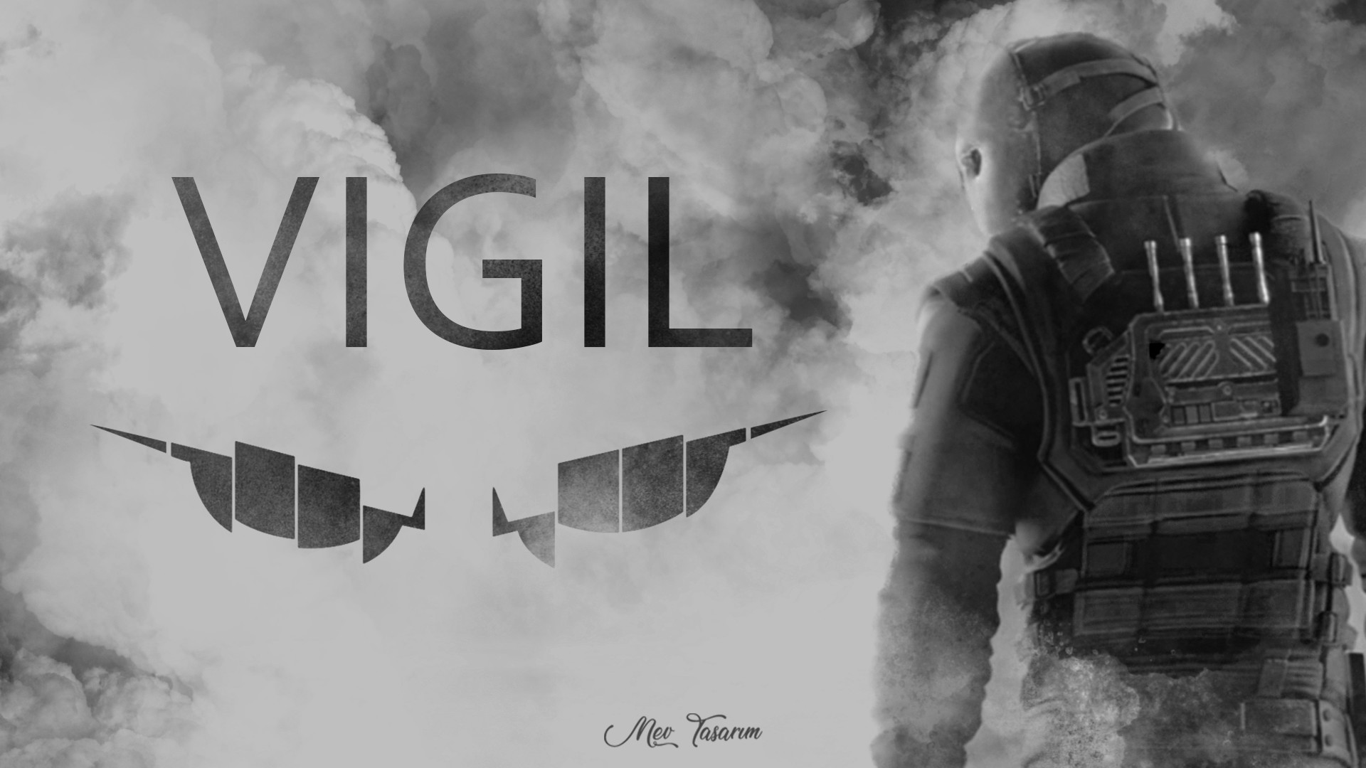 Mustafa eren vural rainbow six siege vigil wallpaper - Rainbow six siege vigil wallpaper ...