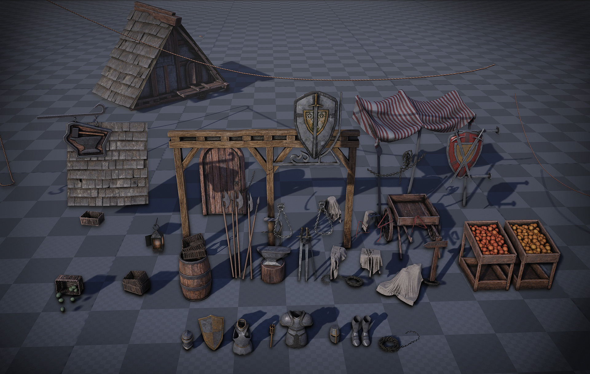 ArtStation - The Age of Empires (UE4), Otto Ostera