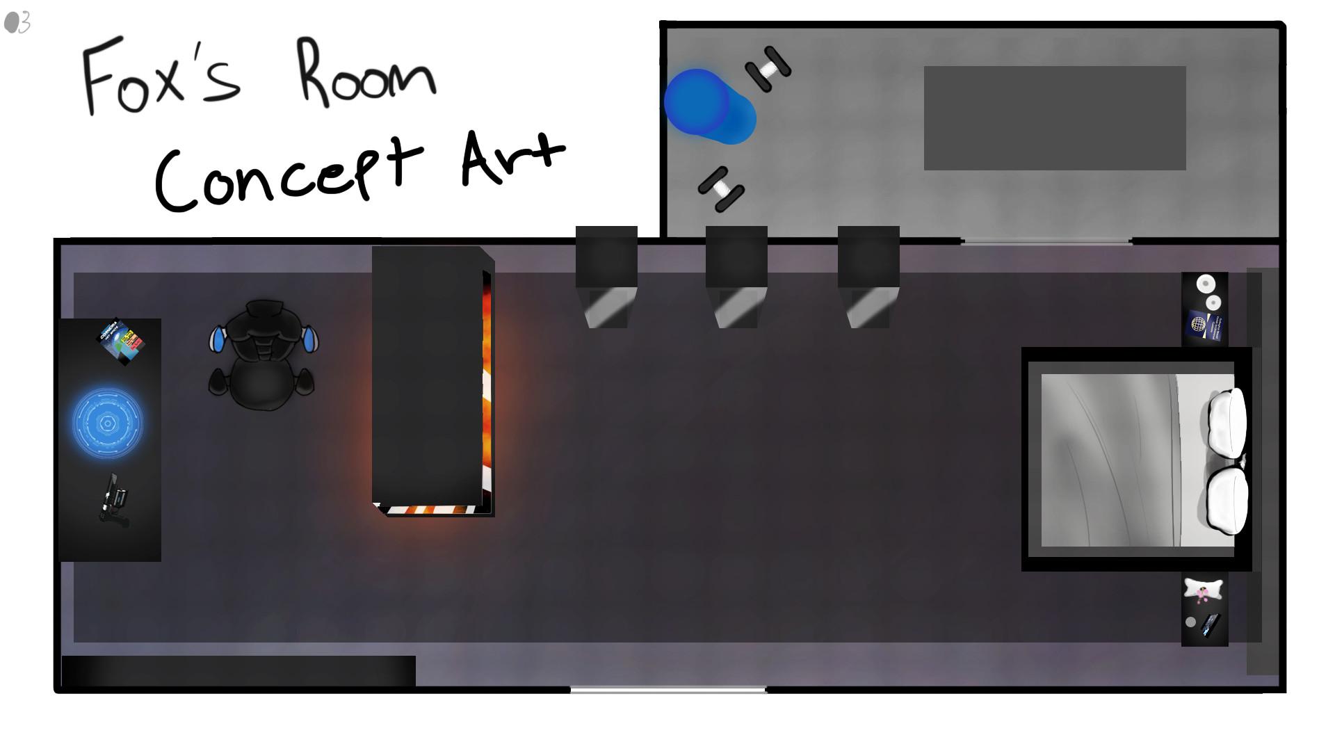 Joss Abaco Fox Mccloud S Room