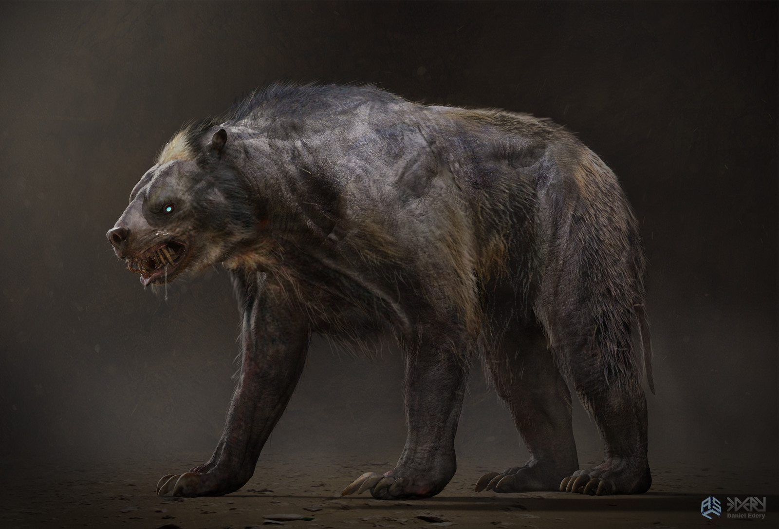 Mutated Bear