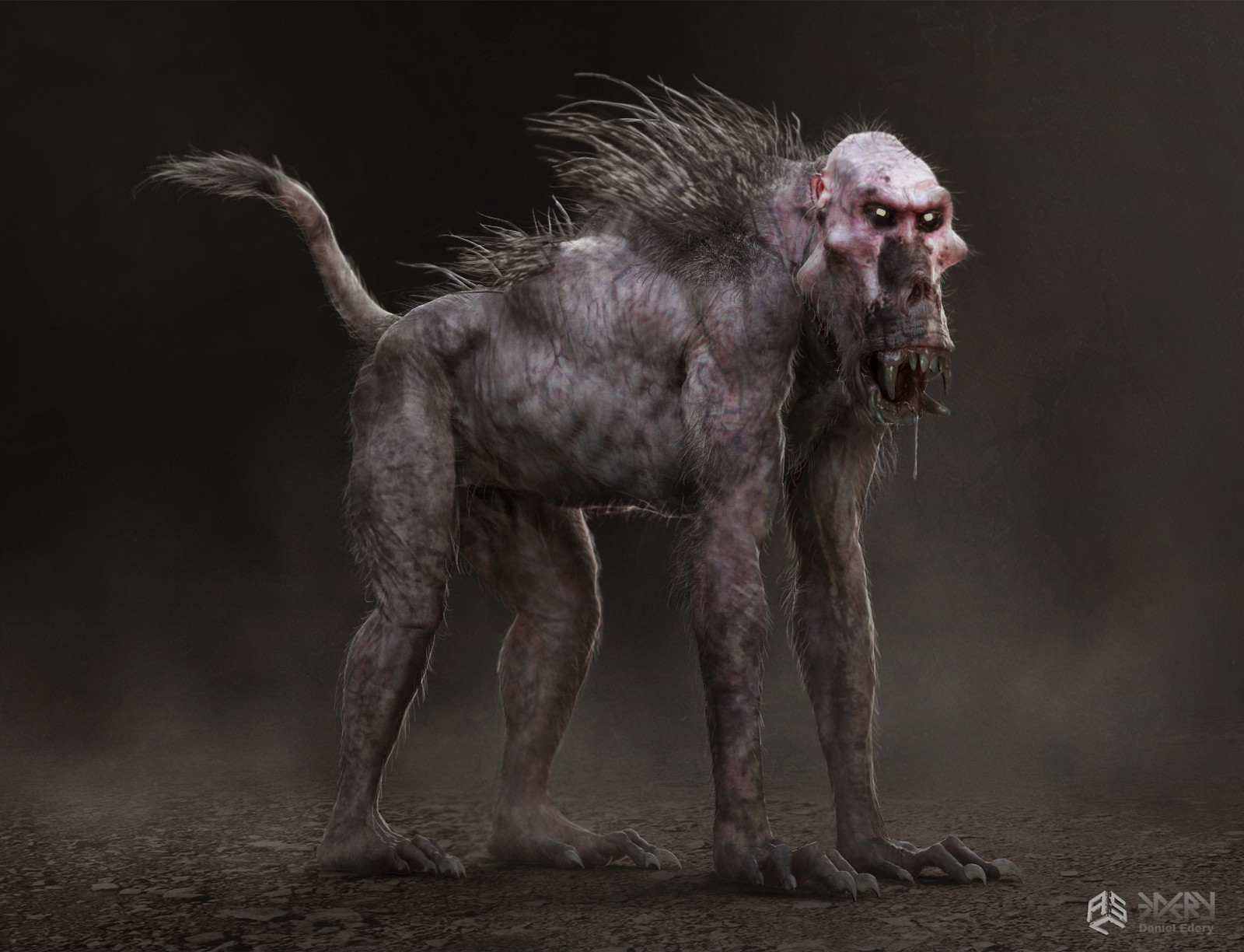 Mutated Baboon