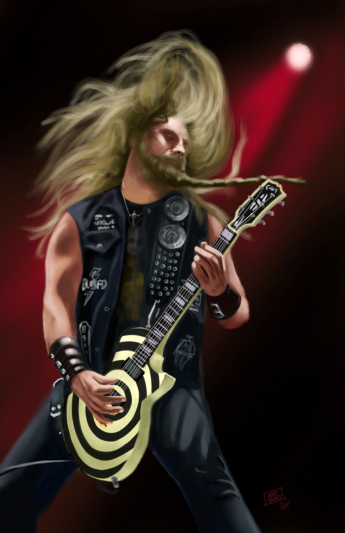 Matt james zakk wylde