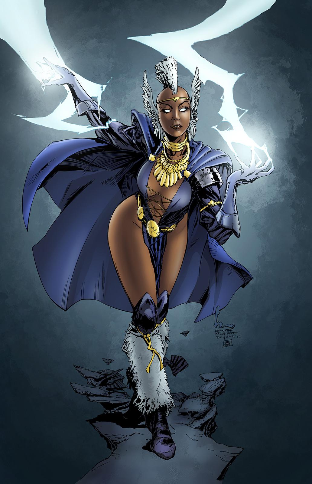 Storm - Asgardian Goddess