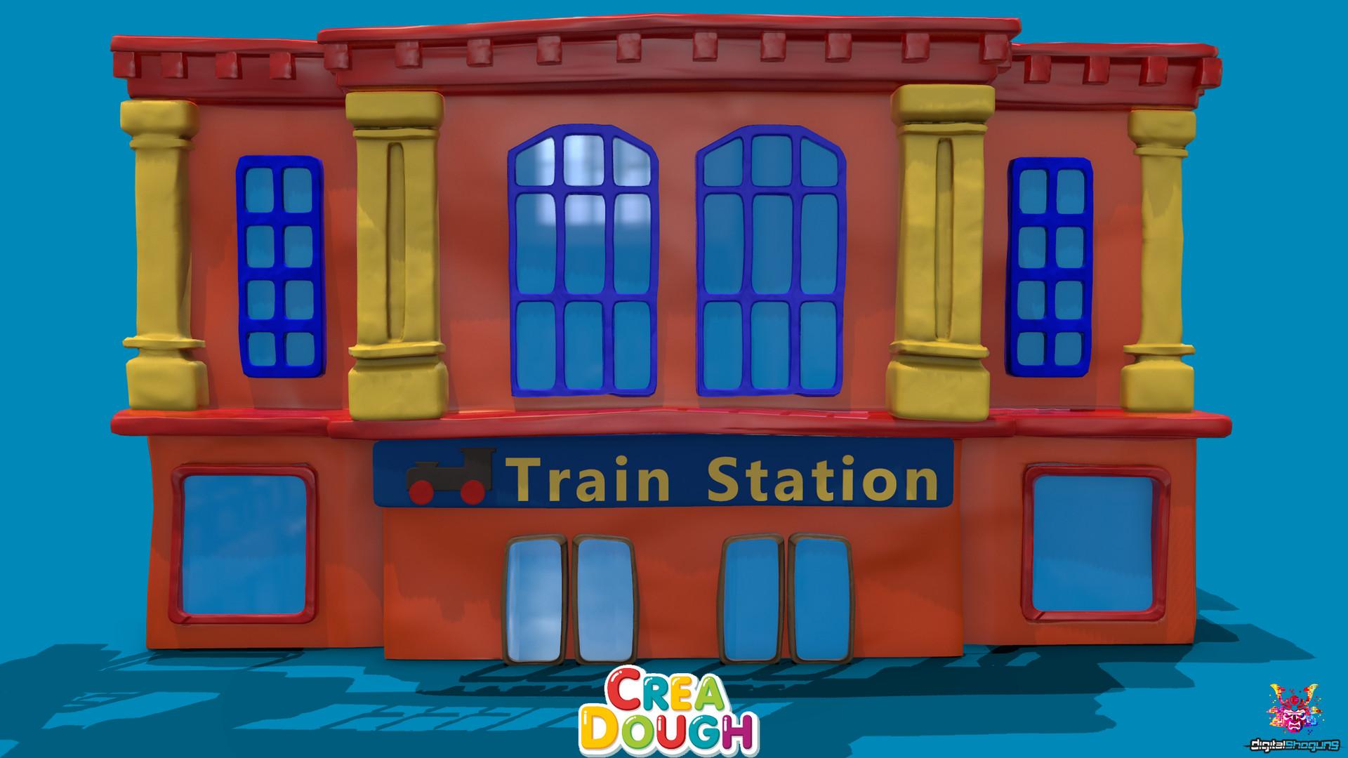Martin giles train station 001