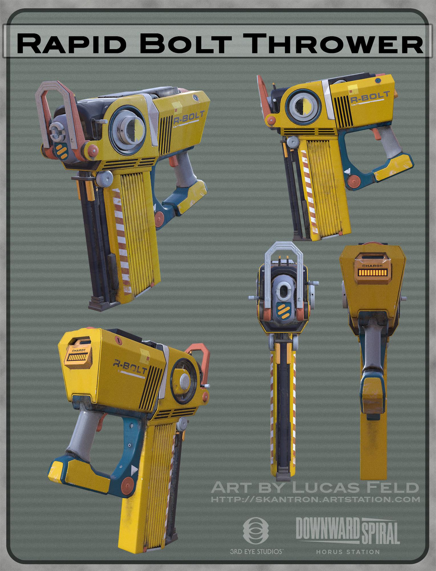 Lucas feld lucas feld weaponsprex smg
