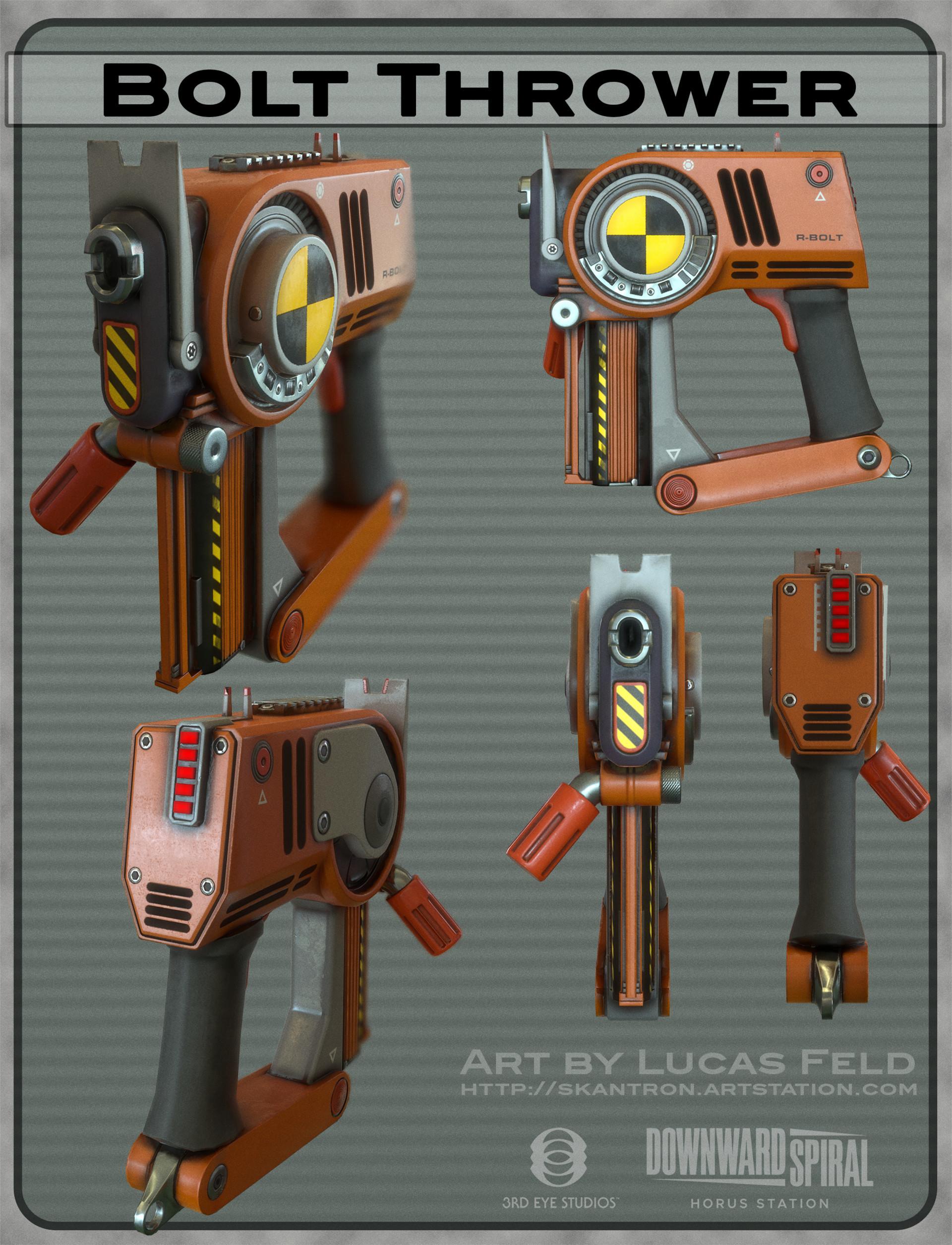 Lucas feld lucas feld weaponsprex pistol