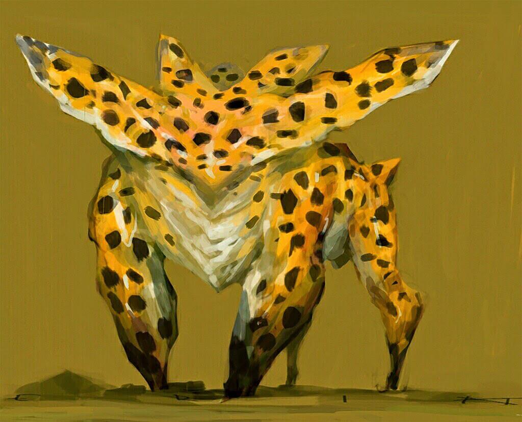 Erik nilsson leopardmorph
