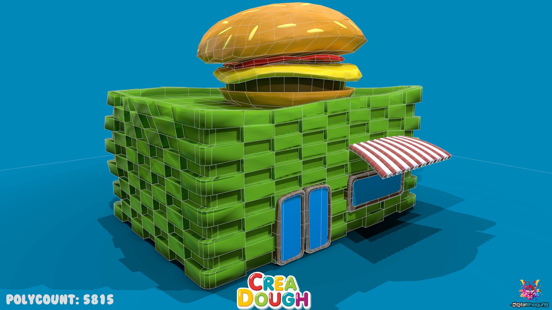 Martin giles burger building wire 001